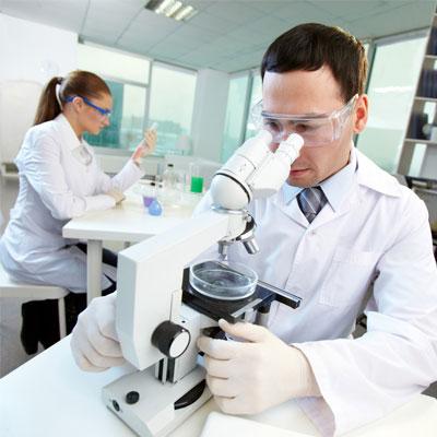 Medicine laboratory